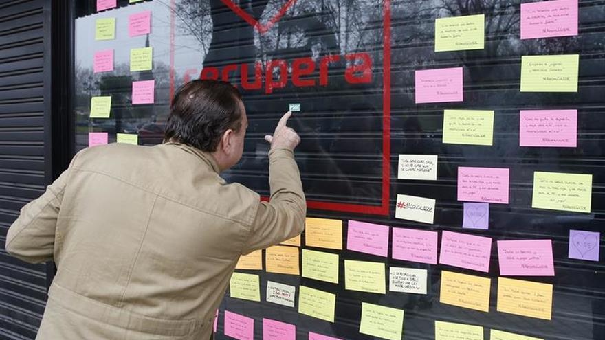 """La asociación """"Amigos socialistas"""" prevé abrir el lunes su sede en Ferraz, 10"""