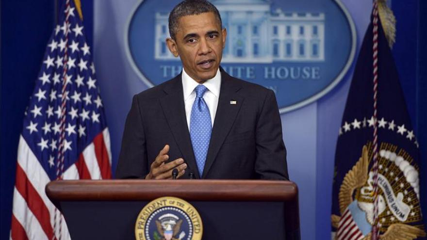 """Obama defiende el trabajo """"ejemplar"""" de los investigadores sobre el atentado en Boston"""