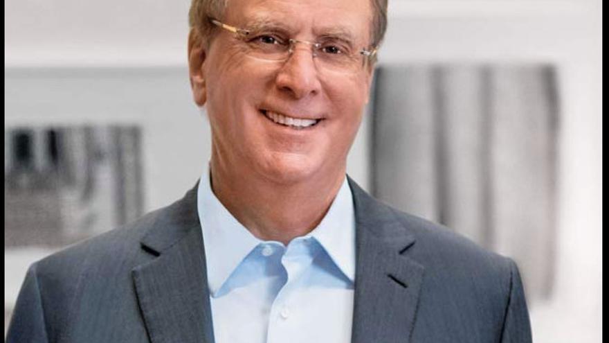 Larry Flink, fundador y presidente de BlackRock