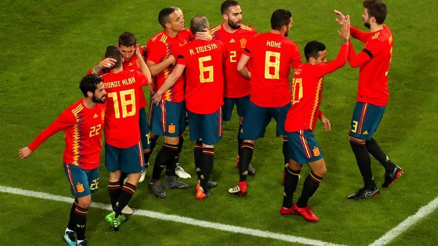 Alemania-España