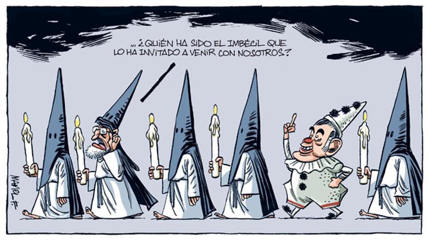 Los penitentes