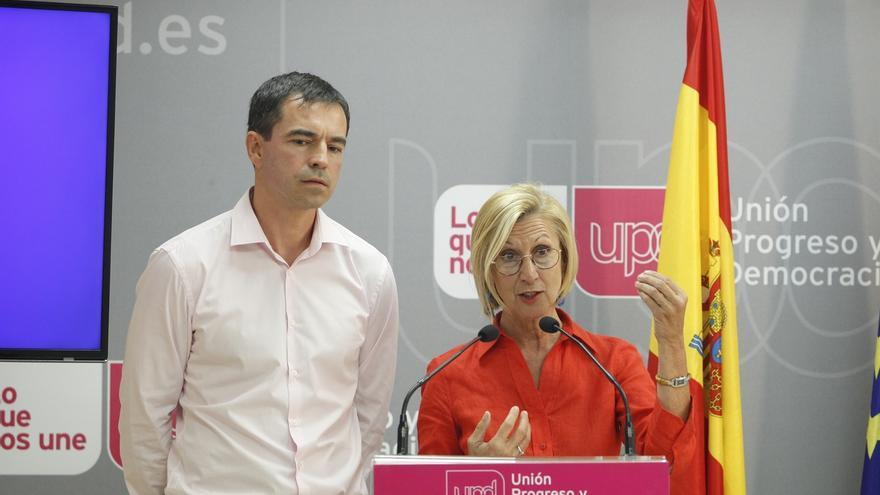 """UPyD lamenta la """"oportunidad perdida"""" del TC e insta a Rajoy a """"desmontar"""" estructuras catalanas"""