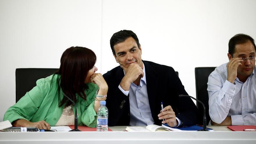 """Puig (PSPV)  dice que la política de pactos del PSOE debe ser """"abierta y de centralidad"""""""