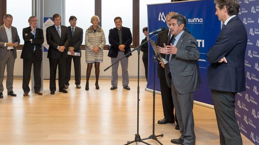 Mutua Montañesa invierte 1,9 millones en la reforma exterior del Hospital Ramón Negrete de Santander