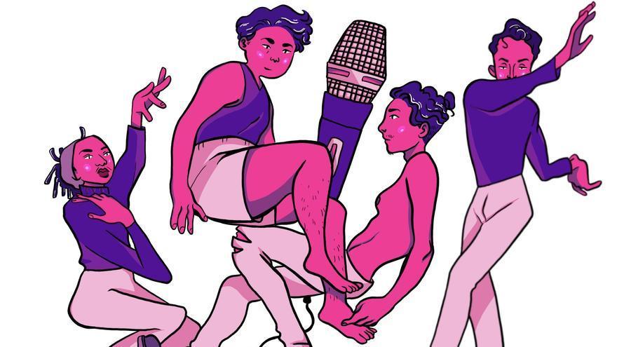 Lorquí y Proyecto Cooper presentan el festival en red de humor y ruidismo 'Transversales'