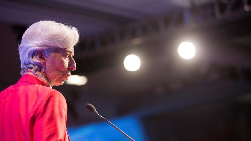 Lagarde llama a la UE a emprender los proyectos que el Reino Unido paralizaba