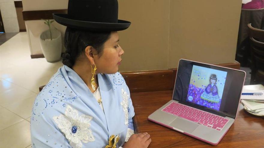 El primer diccionario de moda boliviana ensalzará la elegancia de las cholas