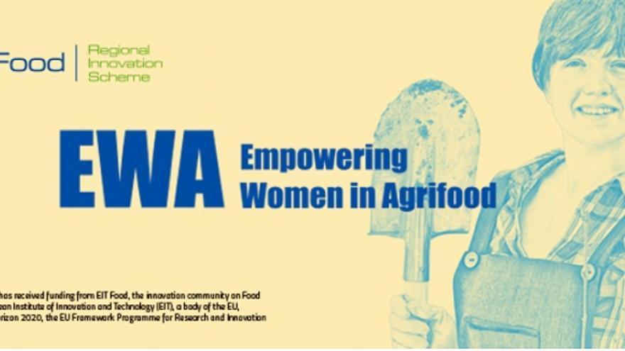 EIT Food lanza en España el programa EWA: Apoyo a emprendedoras agroalimentarias