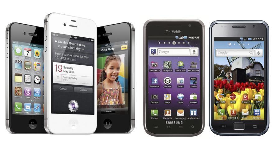 Los tribunales decidirán en diciembre sobre la prohibición de los teléfonos Samsung