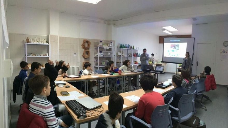 Asamblea mensual del Club Minecraft Desarrollo