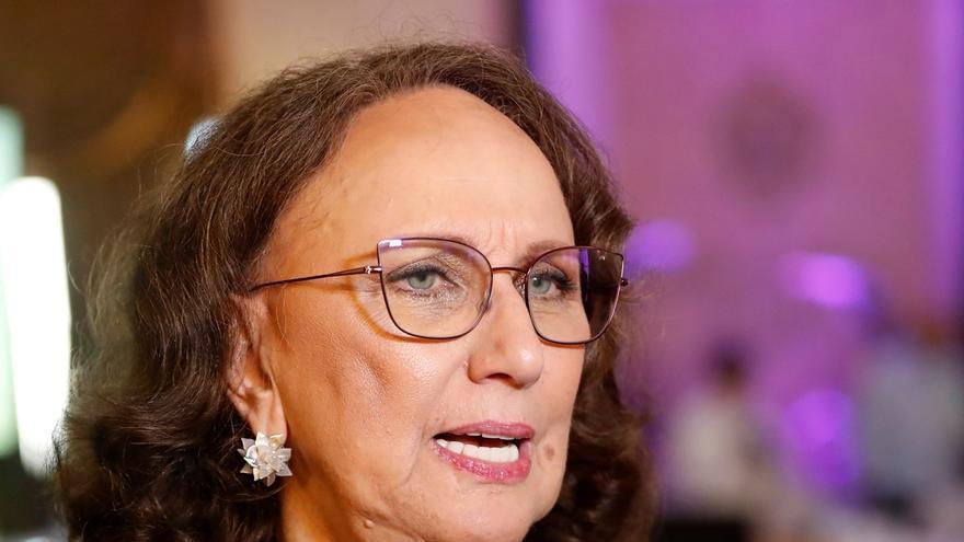 Rebeca Gryspan, secretaria general Iberoamericana.