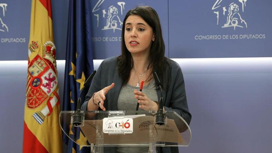 """Podemos elude pronunciarse sobre la """"estrategia procesal"""" de Anna Gabriel"""