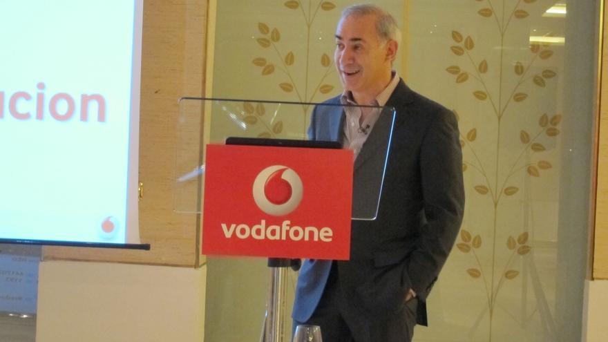 """Vodafone prevé alcanzar los nueve millones de hogares de fibra en """"tres o cuatro meses"""""""