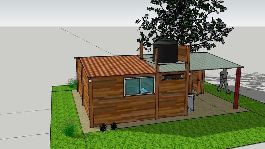 Casas buenas bonitas y baratas contra la infravivienda for Casas modernas y baratas