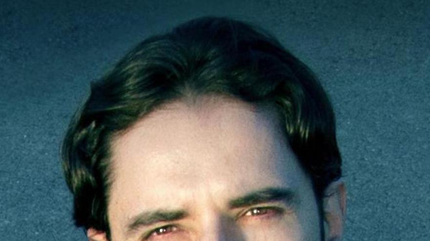 Alberto Oliván, guionista de Fictiorama (Imagen: Cedida por Alberto Oliván)