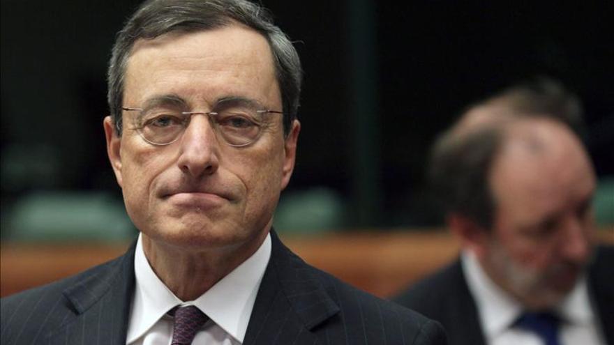 Mario Draghi había amenazado a Chipre con retirar la ayuda del BCE.