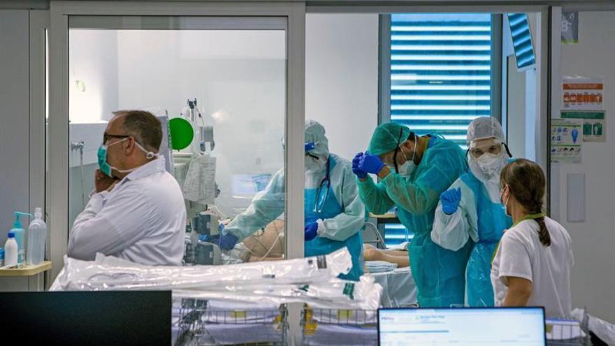 Cataluña registra 107 nuevas víctimas, la cifra más baja desde el 23 de marzo