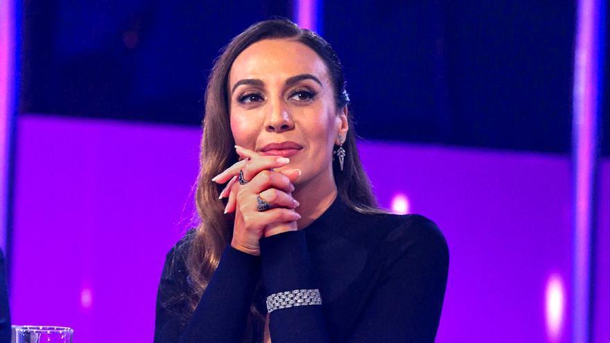 Mónica Naranjo en la final de OT 2017
