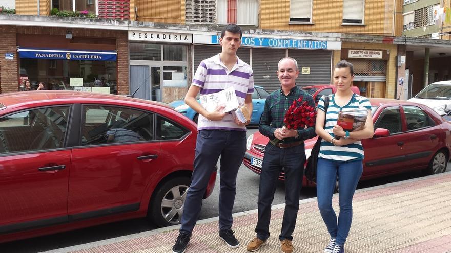 PSE de Barakaldo promete accesos mecánicos en la cuesta de Eguskiagirre para comunicar Zuazo y San Vicente