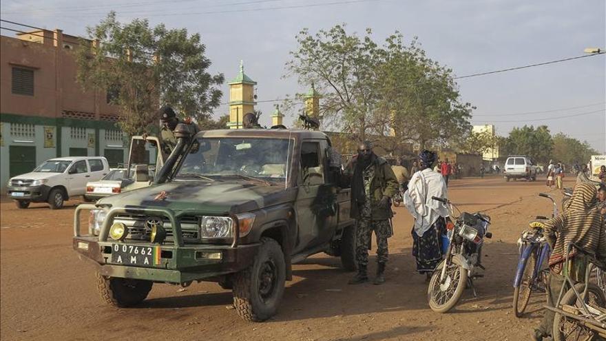 El aeropuerto de la ciudad norteña de Gao bajo control de Ejército de Mali