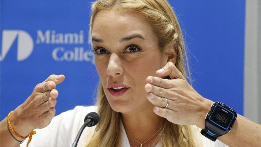 Tintori advierte que oposición no permitirá un sabotaje al Parlamento venezolano