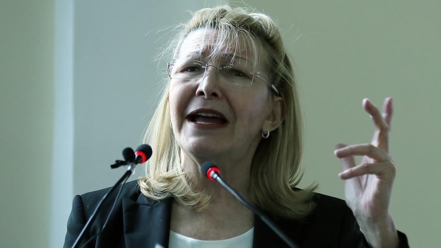 No existe una orden de captura en Colombia contra la exfiscal venezolana Ortega