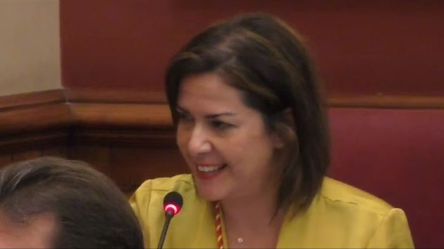 Evelyn Alonso, concejala de Ciudadanos en el Ayuntamiento de Santa Cruz de Tenerife