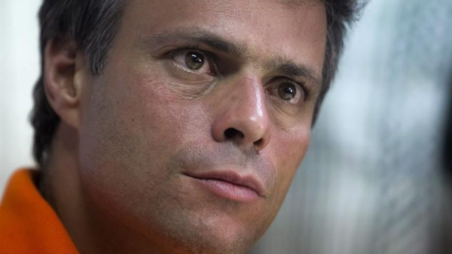 Arresto domiciliario a López se debió a problemas de salud, según el Tribunal Supremo de Venezuela