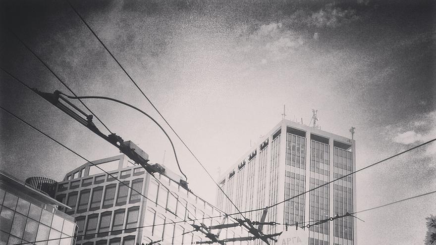 El centro económico de Atenas vuelve a cobrar vida (Foto: 612gr | Flickr)