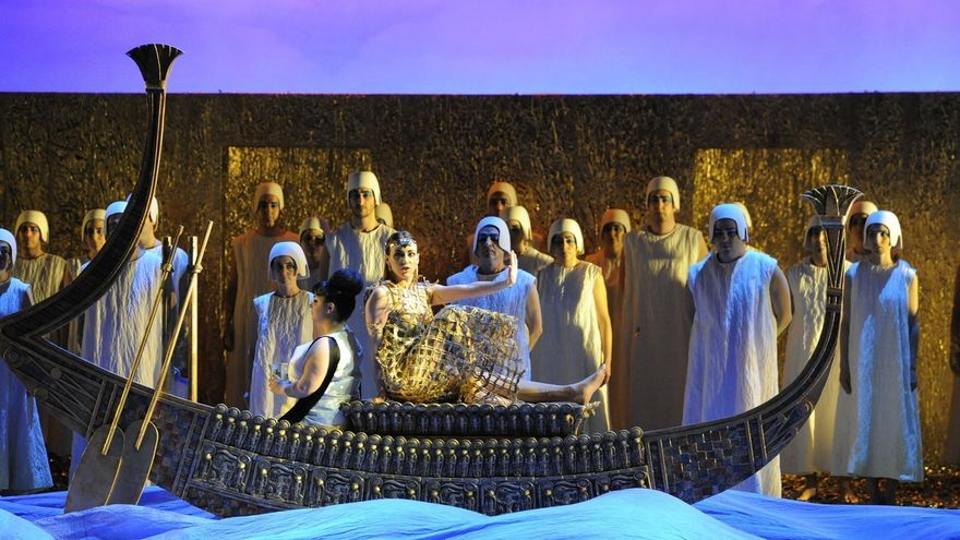El Teatro Arriaga recupera desde este viernes 'La Corte de Faraón'