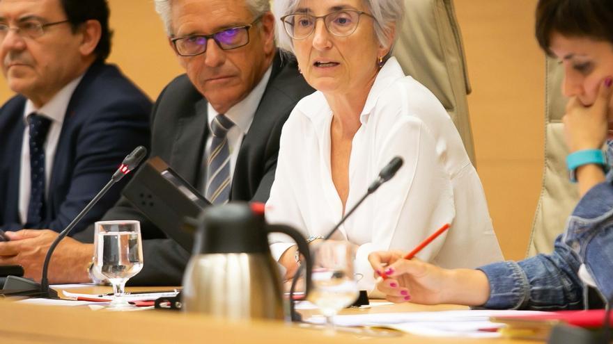María José Segarra, nombrada nueva fiscal general del Estado
