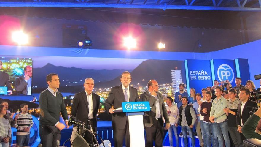 Rajoy apuesta por mantener la campaña y no prevé declarar luto nacional tras la muerte del policía español en Kabul
