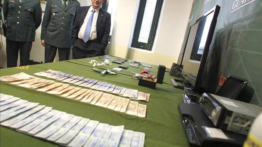 Ingresan en prisión dos detenidos en una operación de drogas en Ciudad Real