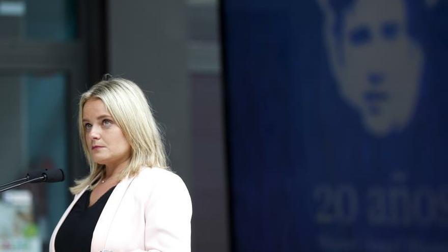 Marimar Blanco, candidata del PP por Álava