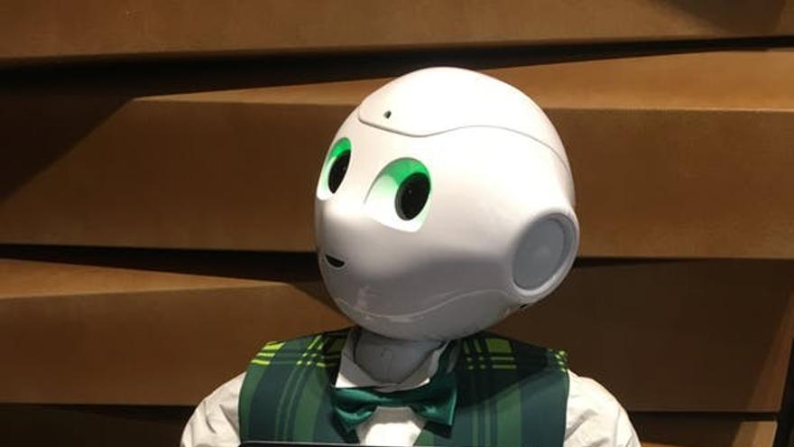 Robot en Tokyo