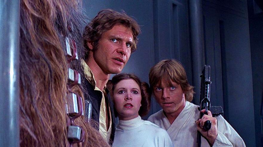 Mark Hamill reacciona a la felicitación de 'Archivos RTVE' a Harrison Ford en Twitter