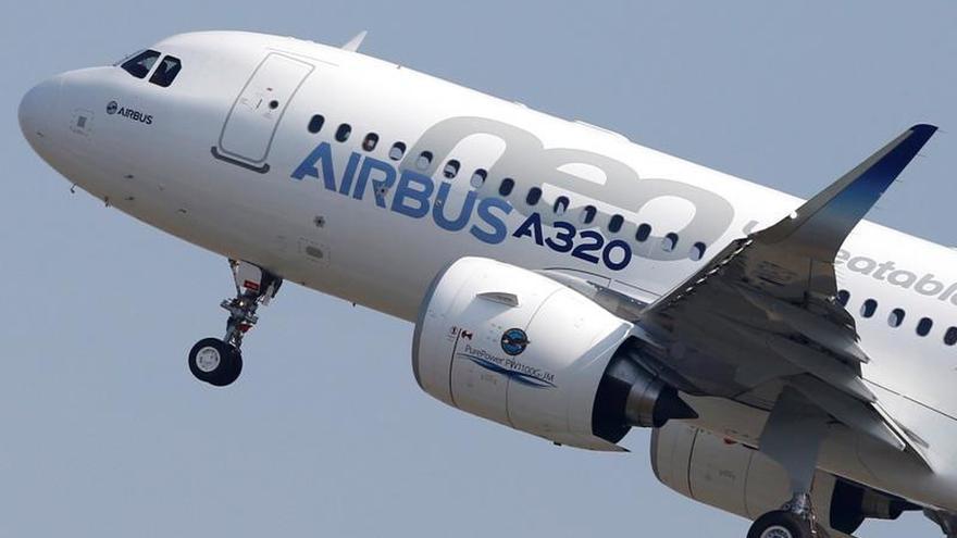 Avolon encarga 100 aviones Airbus de la familia A320ne