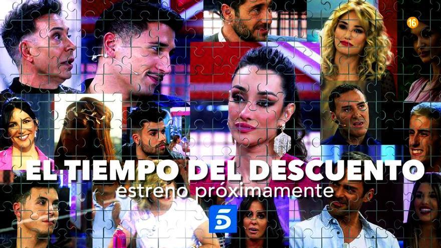 Telecinco anuncia 'El tiempo de descuento'