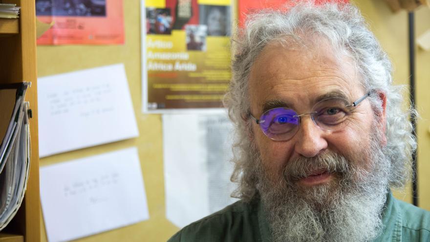 El investigador de la UPNA Kepa Fernández de Larrinoa.