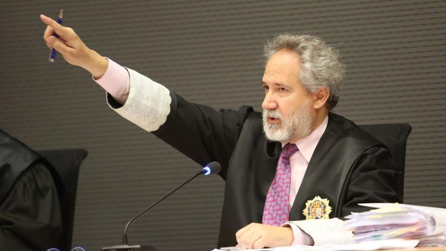 Emilio Moya.  (ALEJANDRO RAMOS)