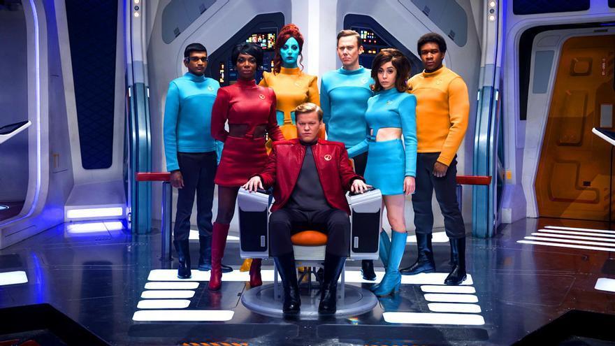 Black Mirror estudia hacer un spin-off a partir del episodio USS Callister