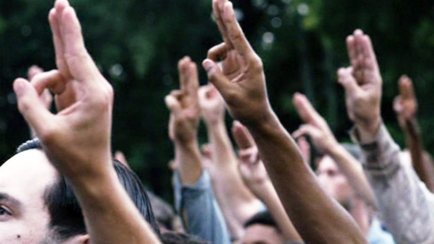 Katniss No Quiere Llevar Tu Bandera