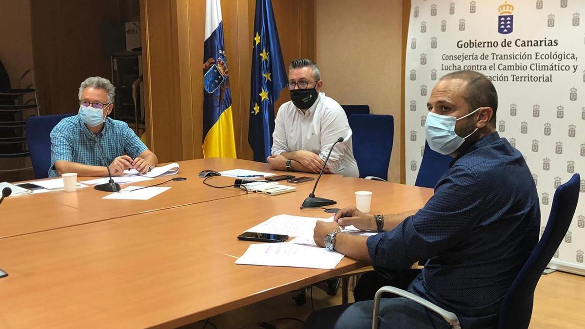 Reunión del Consejo Regional de Caza.