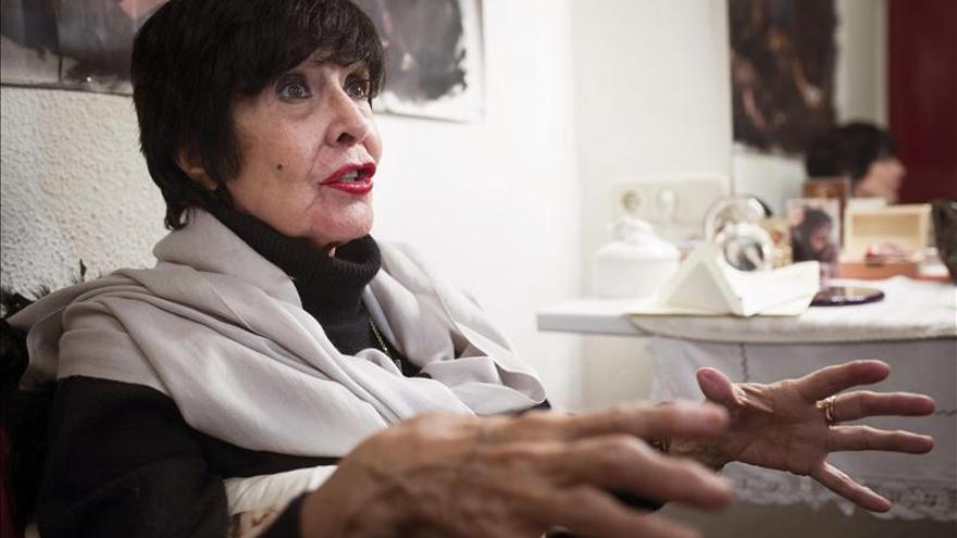 Concha Velasco: Me dijeron que en un año estaría curada y han pasado 6 meses