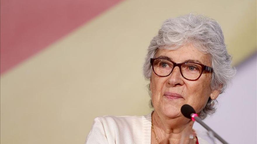 La diputada Muriel Casals, estable dentro de la gravedad en la UCI del Clínic
