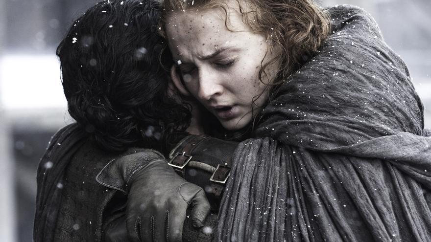 Sansa Stark en la sexta temporada de 'Juego de Tronos'