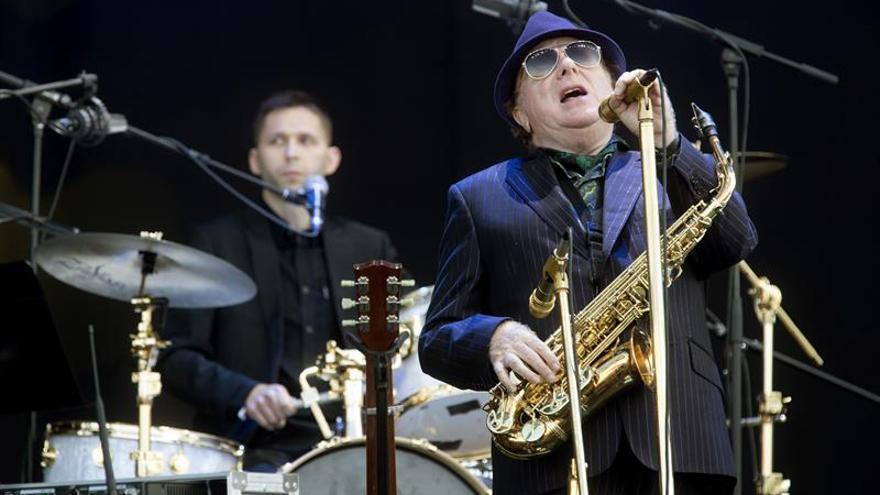 """Van Morrison seduce en Barcelona a su público más joven con """"Gloria"""""""