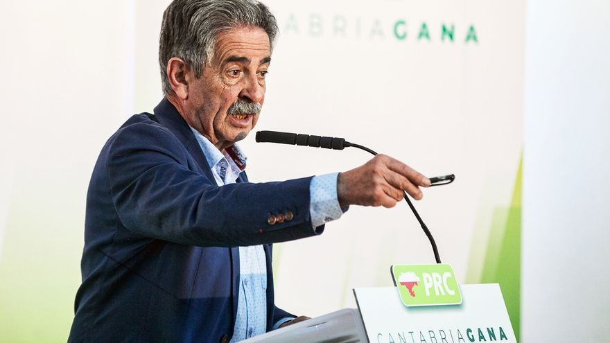 """A Revilla le parecen """"bien"""" las donaciones de la Fundación Amancio Ortega: Nosotros decimos 'gracias y mande más'"""