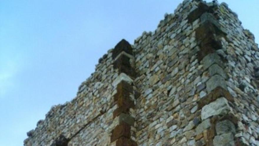 Fortaleza de Salvatierra, en Calzada de Calatrava (Ciudad Real)