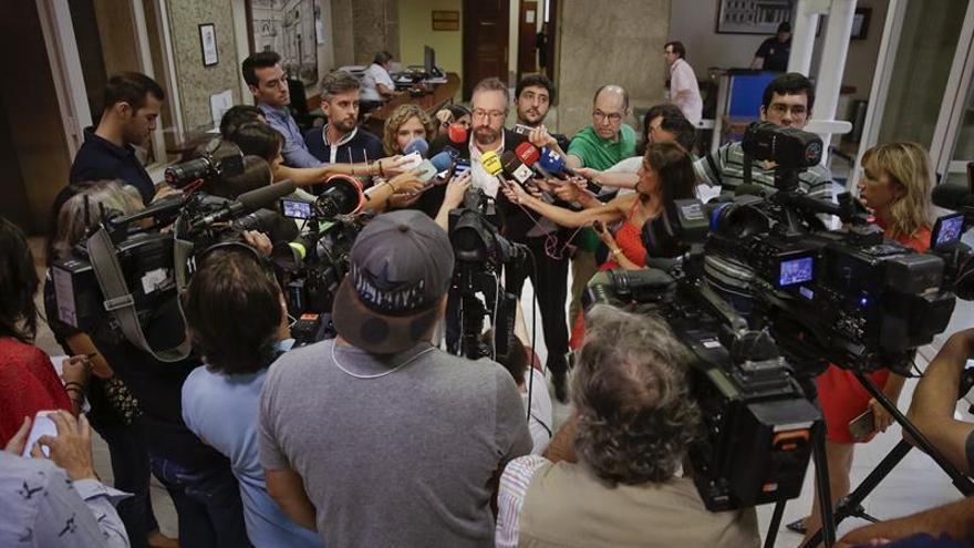 Ciudadanos insta a congelar la Lomce y a derogar el decreto de evaluaciones